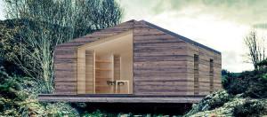 edifici trasferibili in legno